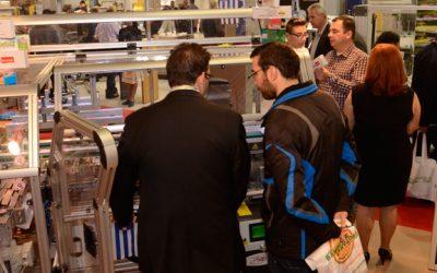 15th International Packaging, Machines, Printing & Logistics Exhibition invitation
