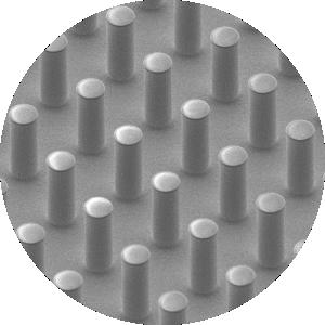 Micro pillar arrays