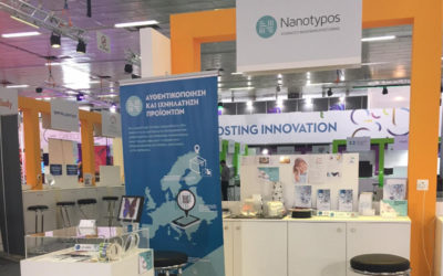 Nanotypos in the 83rd Thessaloniki International Fair